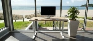 Stand Desk - standing desk photo